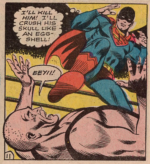 Superman Stop Of Death